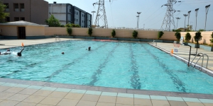 Swimming Pool of Kiit University