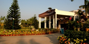 Green Campus at KIIT University