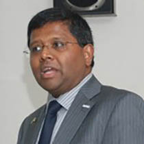 Prof. K. Baskaran, kiit university