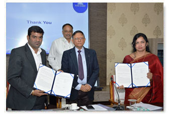 MoU with Glass Academy Foundation