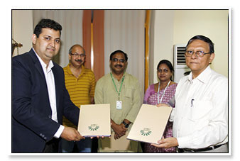 MoU with ROCKSTAR DIGITAL PVT.LTD.