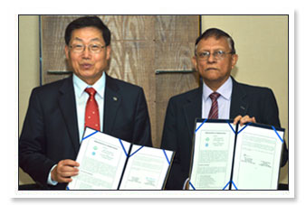 MoU with Chosun University