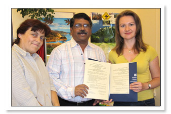 MOU with Cracow University of Technology, Poland