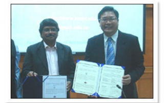 MOU with Minghsin University of Science and Technology, Taiwan
