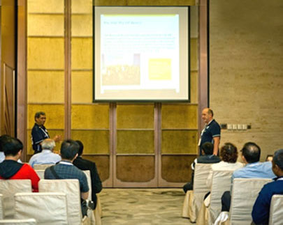 KIIT Faculty attends SAP Academic Conference, Asia Pacific Japan 2012