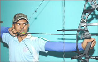 KIIT Student Selected for World Youth Archery Championship 2011(25.07.2011)