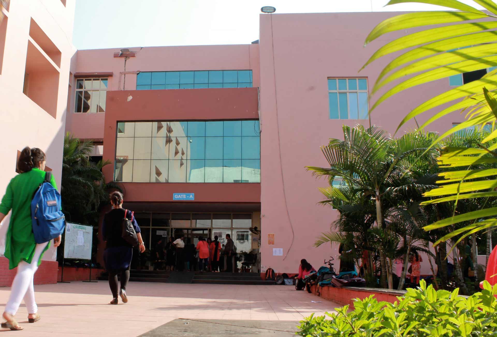 KIIT Campus Life Photo