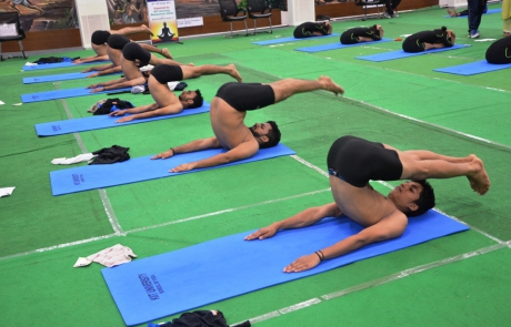 All India Inter University Yoga KIIT