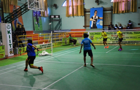 All India Inter Zonal Inter University Badminton