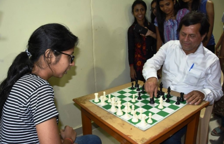 Chess Championship at KIIT