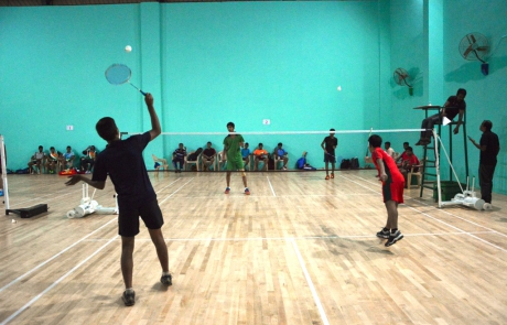 East Zone Inter University Badminton MW