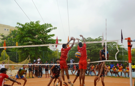 East Zone Inter University Volleyball Tournament