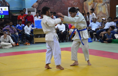 KVS National Judo Meet