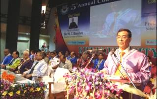 KIIT Convocation Ceremon