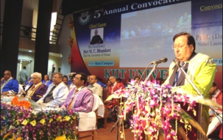 KIIT Convocation Ceremon