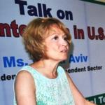 KIIT University testimonial Ms. Diana Aviv