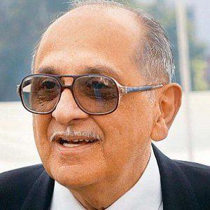 Shri Fali Sam Nariman
