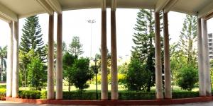 Green Campus at KIIT University
