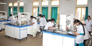 KIIT University laboratory