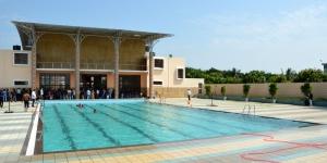 Swimming Pool of Kiit University