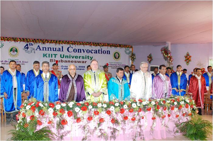 KIIT University Convocation