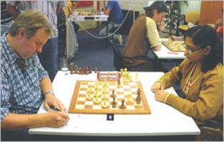 KIIT Student Becomes First Chess Grand Master from Odisha - Kiran Manisha Mohanty
