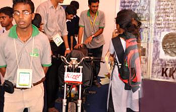 KIITians design Electric Bike