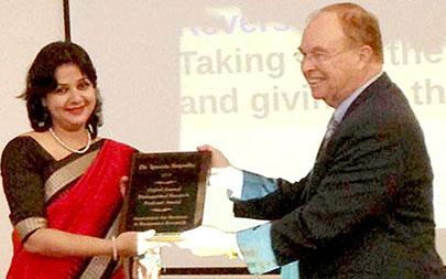 KIIT Professor Awarded at Cambridge University