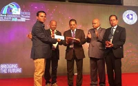 BEST THESIS AWARD for KIIT Faculty