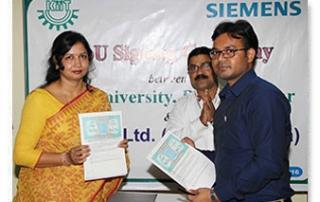 MoU with Siemens Ltd. Jamshedpur