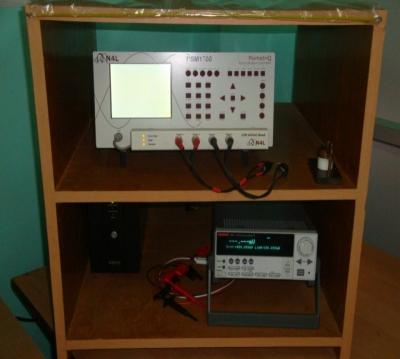Impedance Analyser at KIIT