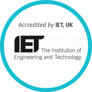 KIIT Accredited by IET
