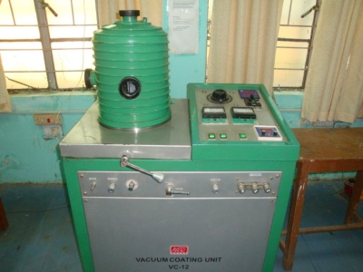 Vacuum Coating Unit – Resistive Heating