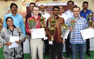 KIIT International Chess Closing Ceremony