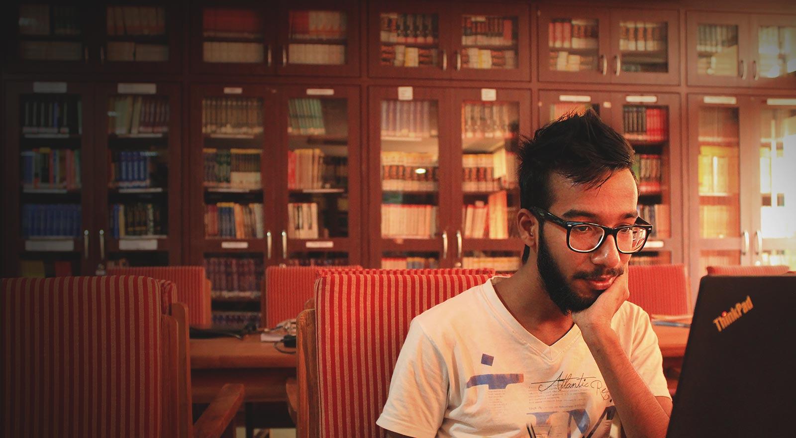 KIIT Academics Library