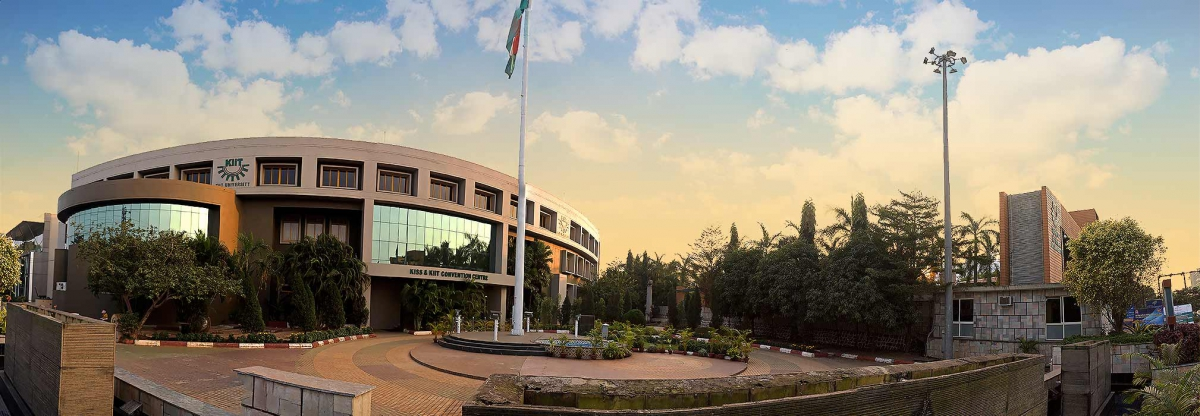 KIIT Campus Front Library