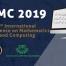 5th International Conference on Mathematics and Computing (ICMC 2019) at KIIT