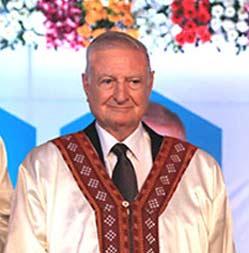 Prof. (Dr.) Ernesto Kahan