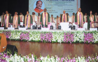 15th Annual Convocation of KIIT