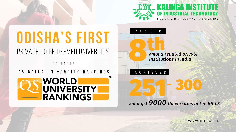 KIIT-1st-in-odisha-QS-BRICS-Ranking-1