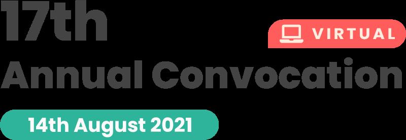 17th Convocation KIIT