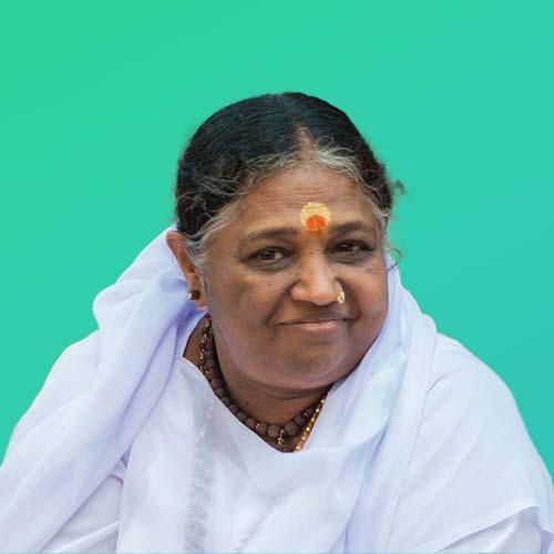 Sri Mata Amritanandamayi Devi